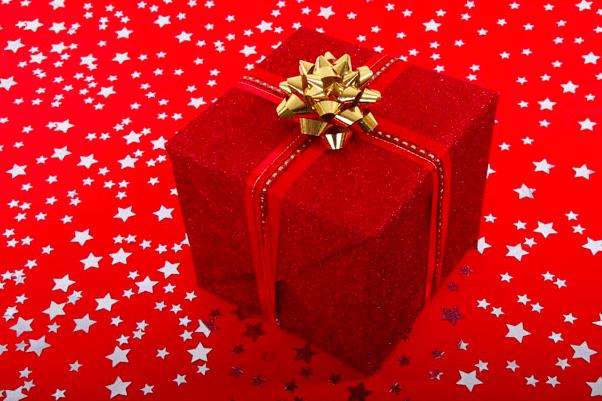 Kerstpakketten doorschuiven