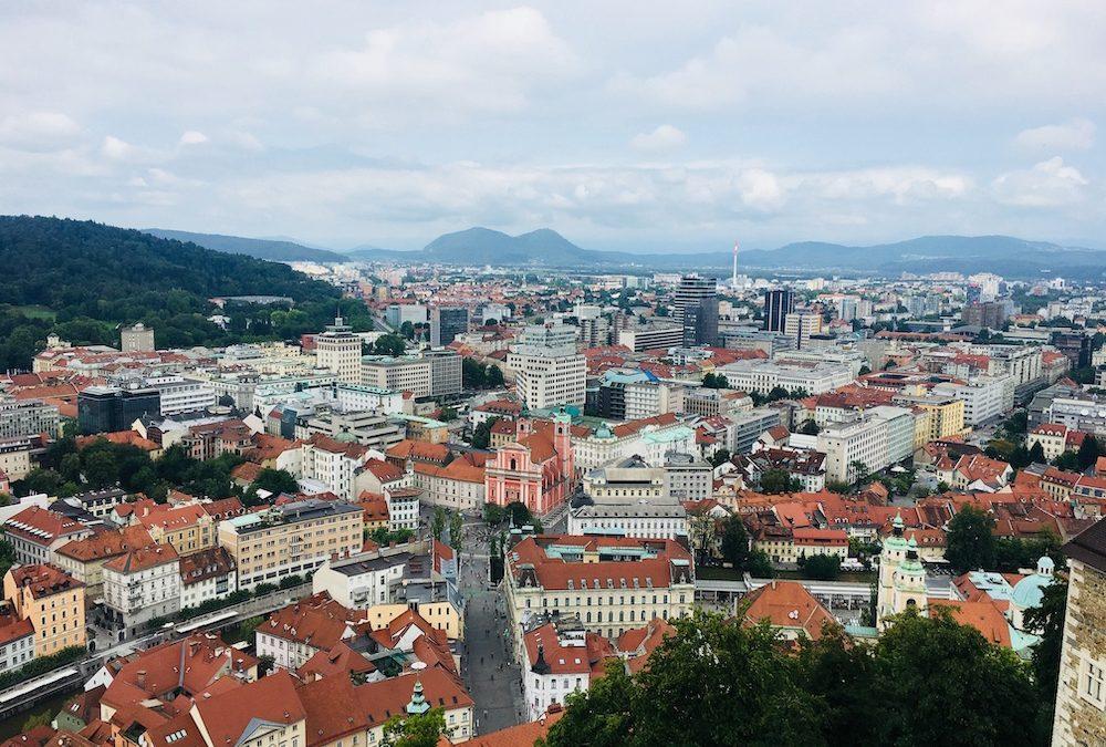 Slovenië: Zoektocht naar draken in Ljubljana
