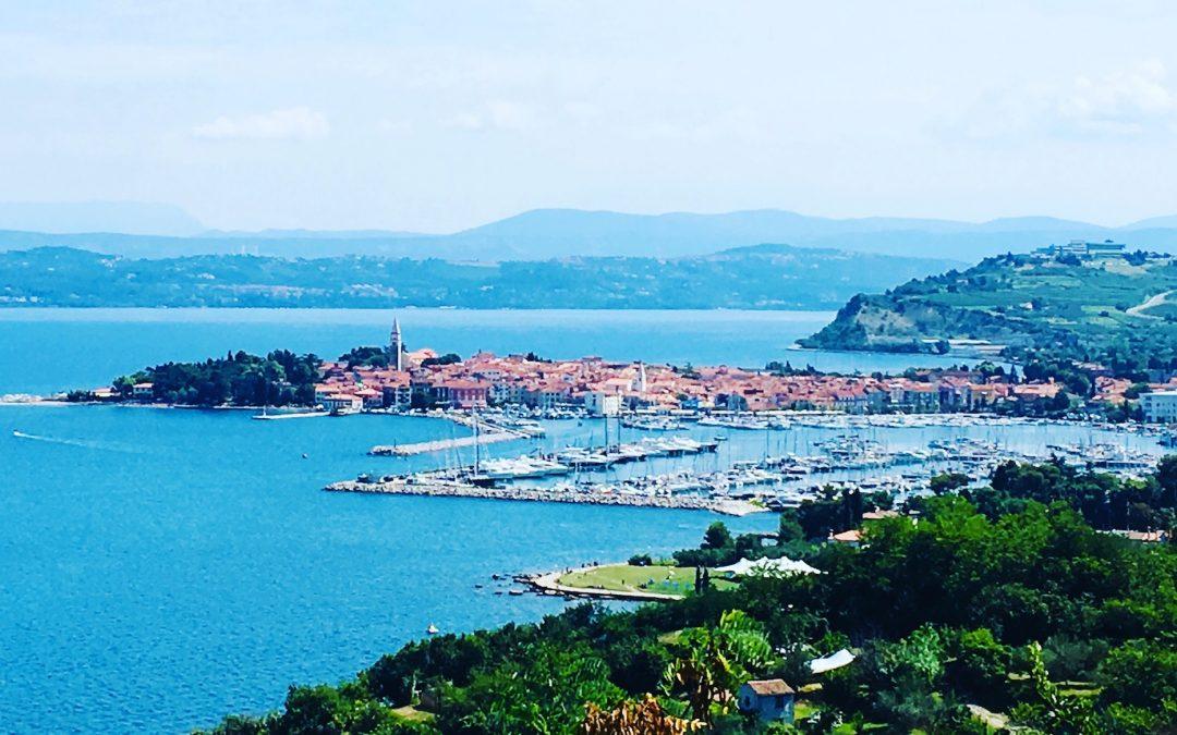 Slovenië: Aan zee