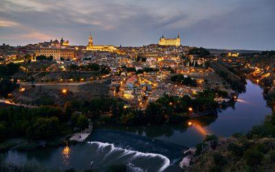 Toledo Spanje