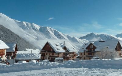 Skigebied Les Sybelles Frankrijk